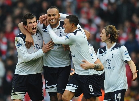 20th November 2010 - Arsenal 2-3 Tottenham Hotspur