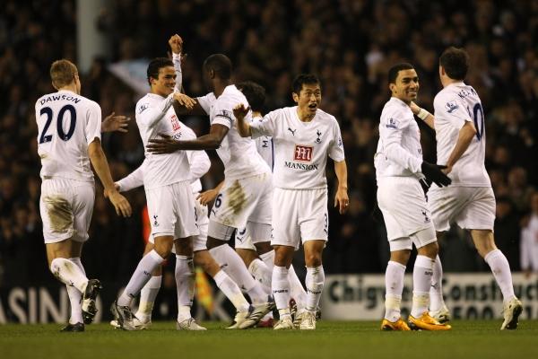 22 January 2008 - Tottenham Hotspur 5-1 Arsenal