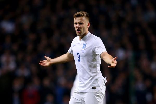 Luke Shaw (England Debut - February 2014)