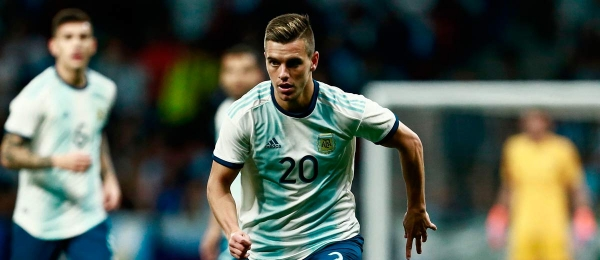 1. Giovani Lo Celso