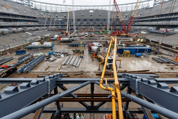 New Spurs Stadum Pic 1 of 4