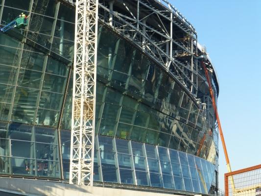 The new Spurs stadium