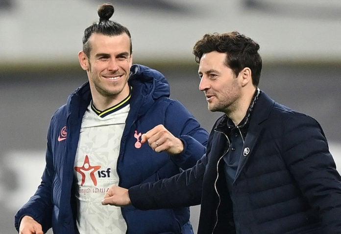 Gareth Bale Ryan Mason