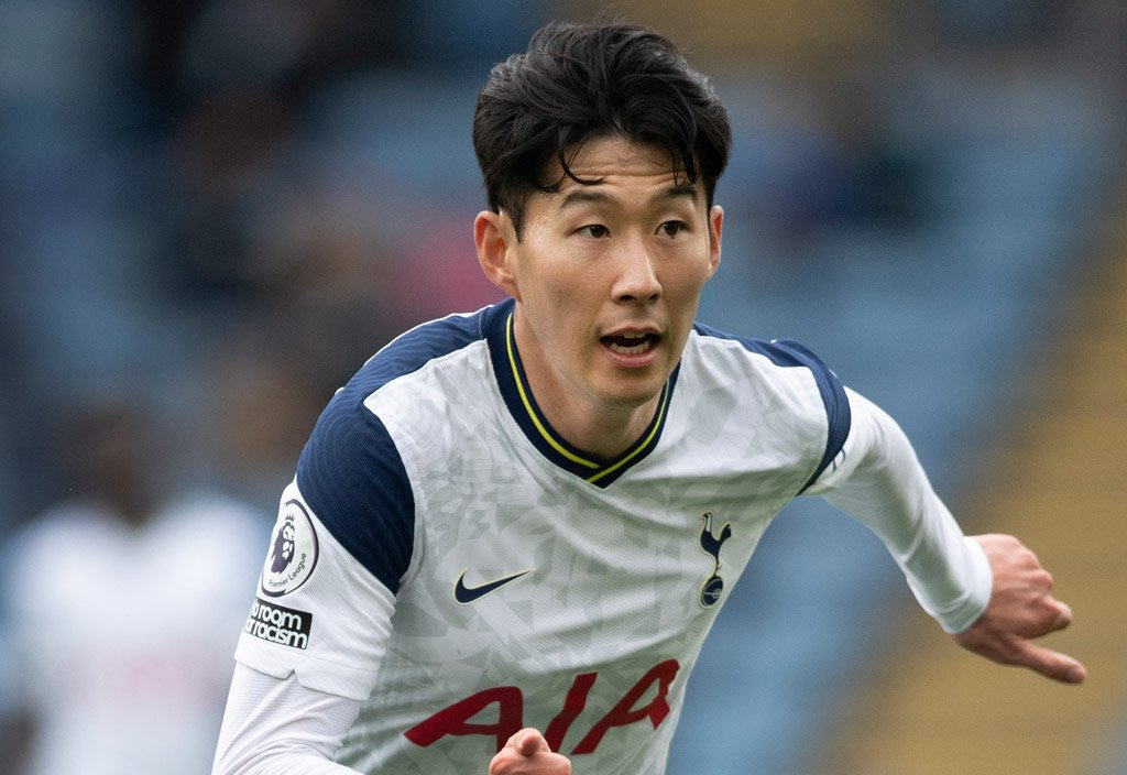Video: Heung-min Son fires Spurs ahead against MK Dons