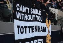 Tottenham Hotspur Flag