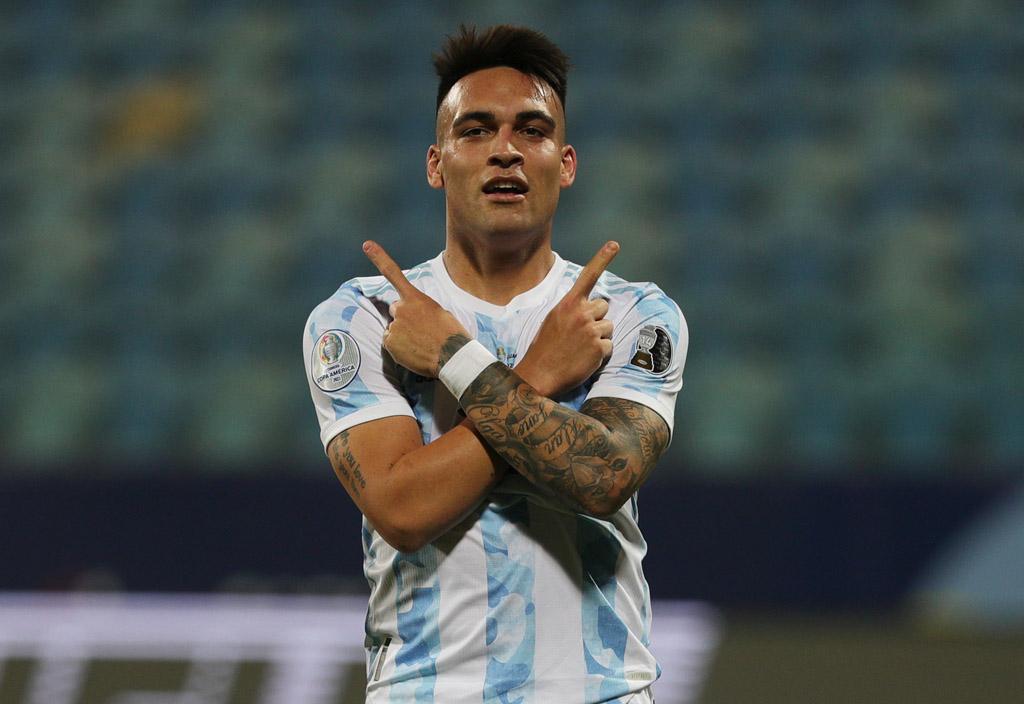 Journalist reveals Inter close to signing new striker amidst Spurs Martinez reports