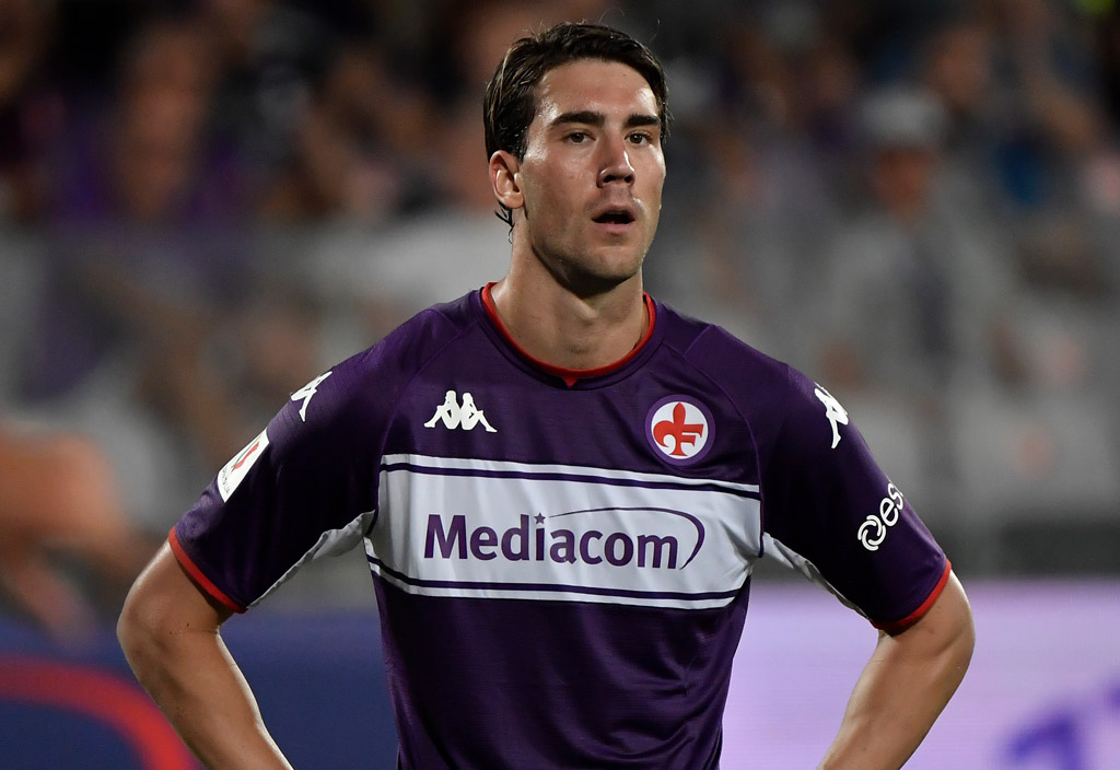 Spurs-linked Dusan Vlahovic reveals why he stayed with Fiorentina this summer